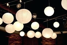 Hanging Paper Lantern Light Fixture Bathroom Lighting Fixtures Home Home Depot Bathroom Lighting Fixtures