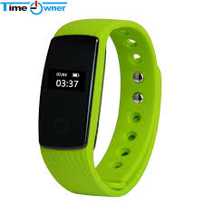 heart monitor bracelet iphone images Timeowner v05c bluetooth 4 0 smart bracelet heart rate monitor jpg