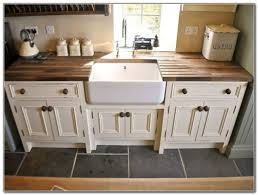 Stand Alone Kitchen Sink by Kitchen Stand Alone Cabinet Cabinet Home Decorating Ideas