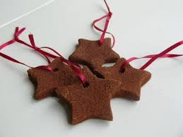 cinnamon ornaments cook diary