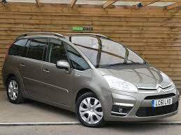 citroen c4 grand picasso 2 0 hdi 150 exclusive 5dr dvd players