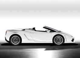 Lamborghini Gallardo Convertible - la 2008 lamborghini gallardo lp 560 4 spyder unveiled the