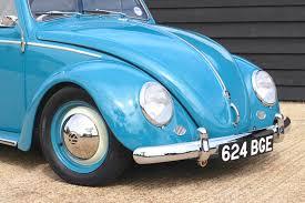 blue volkswagen beetle thesamba com beetle 1958 1967 view topic my 1960 uk gulf