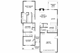 Craftsman Cottage Floor Plans by Craftsman House Plans Westwood 30 693 Associated Designs
