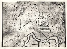 Harvard Campus Map Old Maps Of Harvard