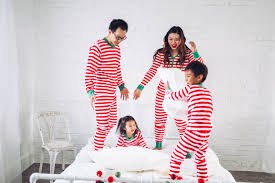matching family pajamas best places shop sandy a la mode