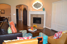 perfectly coutured family room makeover