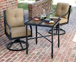 small patio table with chairs small patio sets two fabulous inside inspirations 9 brickyardcy com