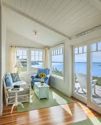 small beach cottage with inspiring coastal interiors home bunch