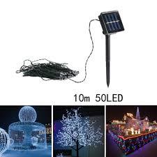 Outdoor Fairy Lights Solar by Online Shop 10m 50pcs Solar Power Led String Fairy Lights Garden