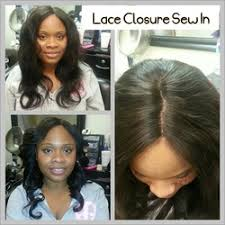 sew in with lace closure lace closure sew in where there s a will there s a weave