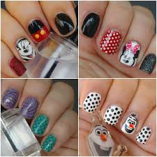 41 incredibly cute disney nail art ideas that decry your disney