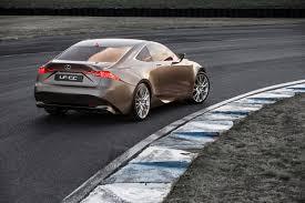 lexus lf sedan from concept to reality lexus lf cc enters production