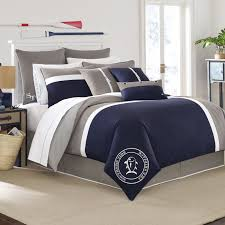 Down Comforter Color Homely Bedroom With Blue And Grey Suede Down Comforter Feat White