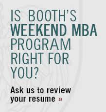Mba Resume Review Chicago Business Fellows The University Of Chicago Booth