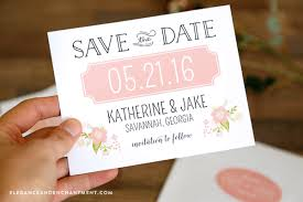save the date cards free printable save the date cards and stickers