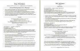 sle resume for patient service associate salary retail manager resume sle monster com