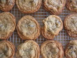 the best homemade chocolate chip cookies in the entire world