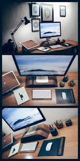 52 best desk inspiration images on pinterest pc setup desk