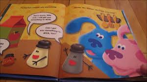 blue u0027s clues book 8 aloud