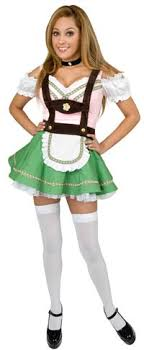 german costumes for