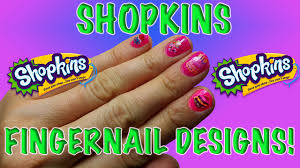 cute and stylish diy shopkins nail kit how to make your own