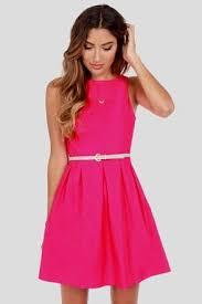 pink dress pink casual dress naf dresses