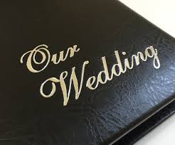 handmade wedding albums studio 80 handmade black wedding albums with black pages