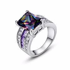 popular ring princess cut buy cheap ring princess cut lots from