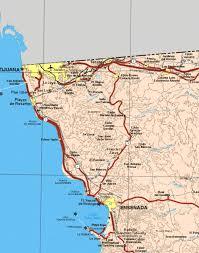 map of mexico and california baja california norte mexico map 1 map of baja california