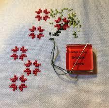 wip heart of christmas update u2013 floss hoop u0026 love
