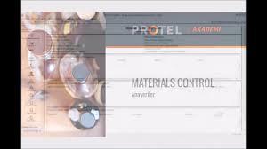 materials control 01 anaveriler youtube