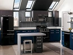 black kitchen appliances ideas floor 42 contemporary kitchen appliance packages ideas black