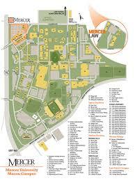 mercer map cus map mercer admissions