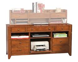 credenza computer desk winners only credenza with pc storage and center drawer wo gt260s