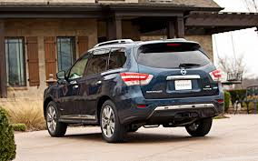 nissan pathfinder engine problems 2014 nissan pathfinder hybrid boasts supercharged i 4 26 mpg combined