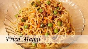 maggi cuisine fried maggi recipe