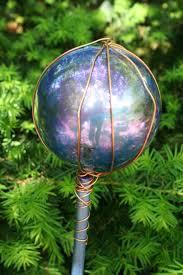 Gazing Globe Stand 98 Best Gazing Balls All Beautiful Images On Pinterest Garden