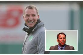 bureau de change merson paul merson brendan rodgers would be great as arsenal manager 100