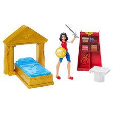 dc super hero girls wonder woman bedroom set target