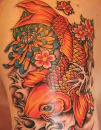 tattoos pisces koi fish tattoos