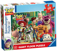 ravensburger 5291 disney toy story giant floor jigsaw puzzle 60