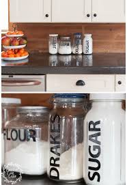 kitchen organization with pantry storage jars hometalk