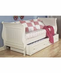 Daybed With Trundle And Storage Twin Daybeds With Storage South Shore Summer Breeze Wood Twin