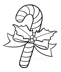 candy coloring pages for christmas printable christmas coloring
