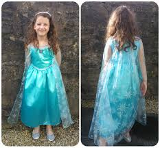elsa costume frozen princess elsa dress up costume review mummy s