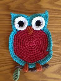 Crochet Owl Rug 7 Hoot Worthy Free Crochet Owl Patterns Crocheting Patterns And