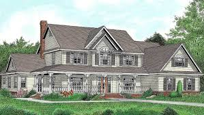 country farmhouse plan with lots of extras 6532rf