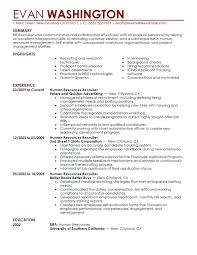 recruiting manager resume template recruiting manager resume template node2003 cvresume