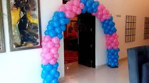 u shaped arch for birthday decor idea 09891478183 youtube u shaped arch for birthday decor idea 09891478183